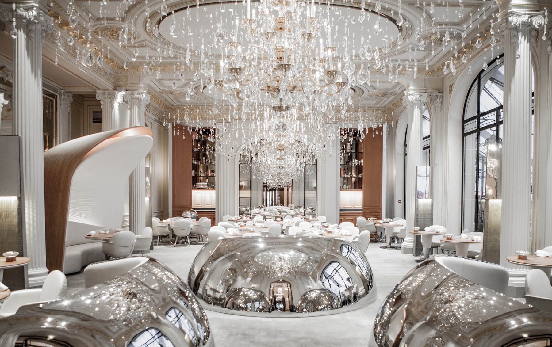 Most Expensive Restaurants - Alain Ducasse au Plaza Athenee