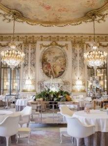 Most Expensive Restaurants - Restaurant Le Meurice