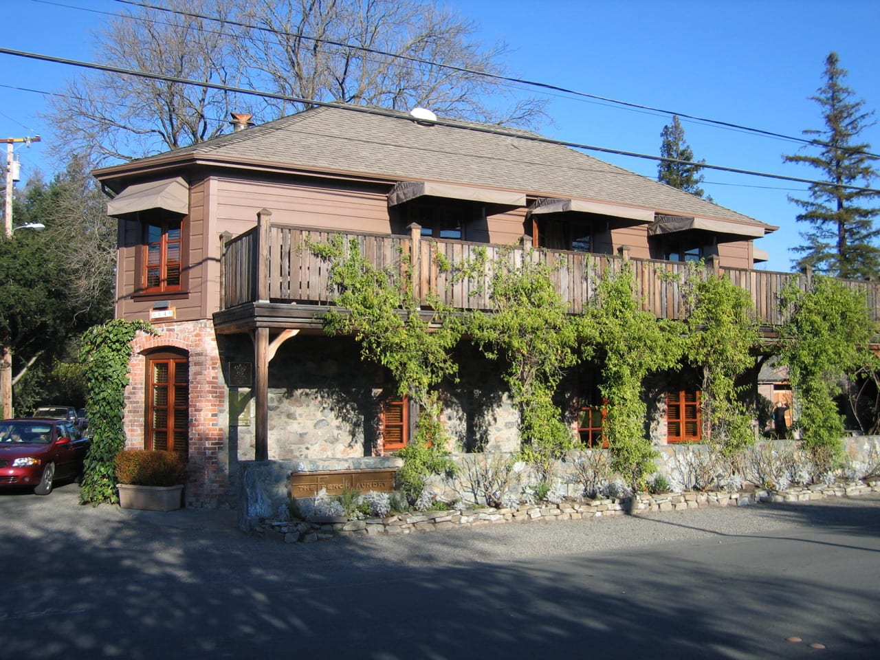 Most Expensive restaurants - The French laundry