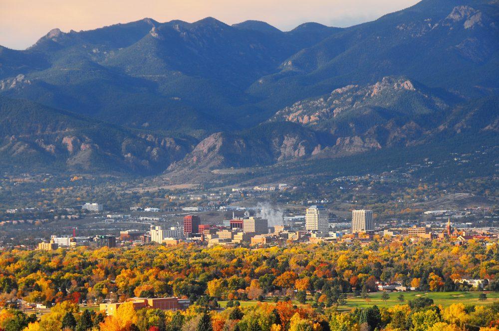 Most Dog-Friendly Places - Colororado Springs Colorado