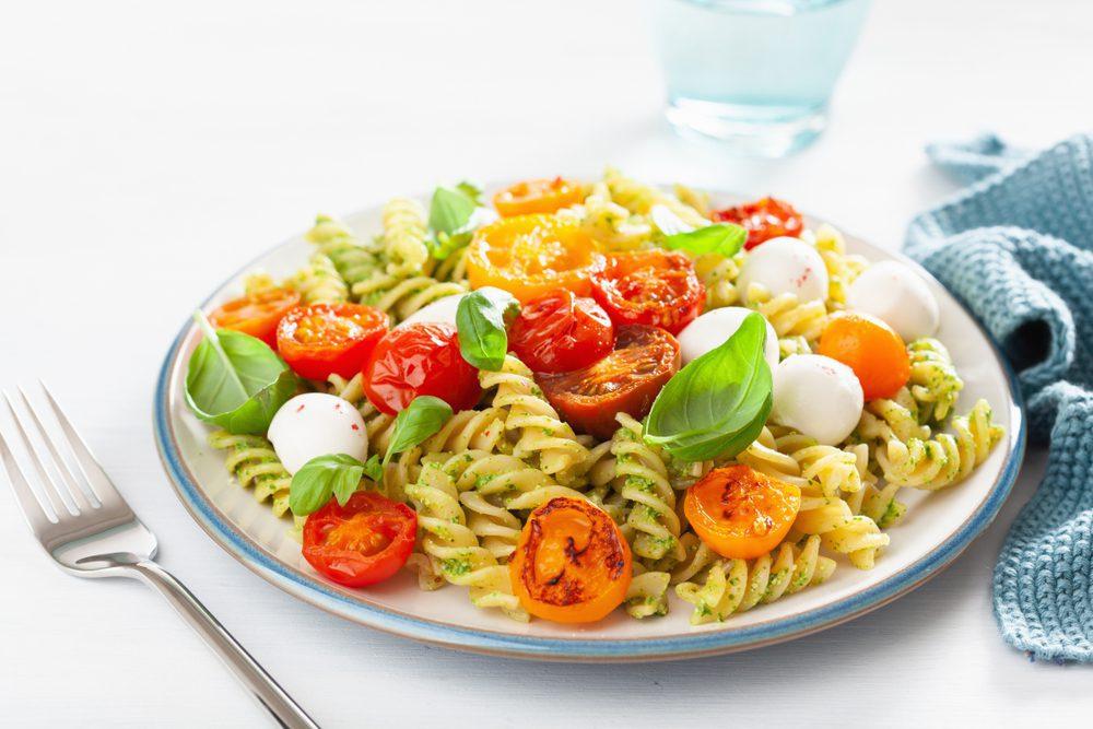 Most Popular Pasta Shapes - Fusilli