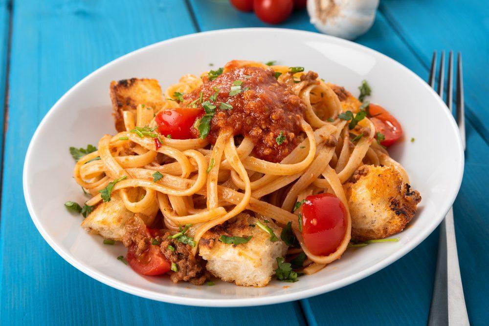 Most Popular Pasta Shapes - Linguine