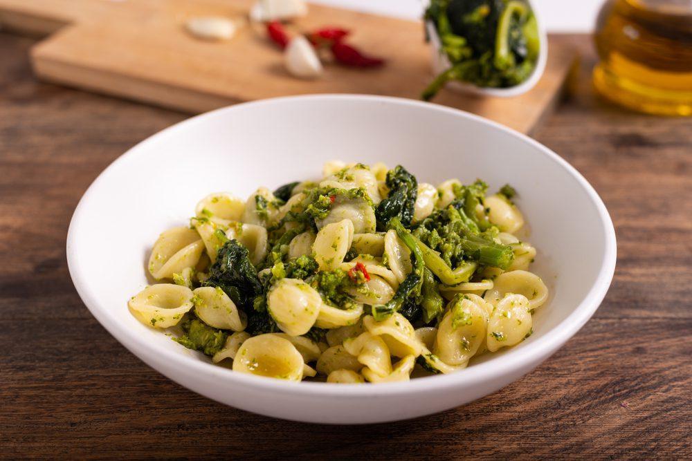 Most Popular Pasta Shapes - Orecchiette