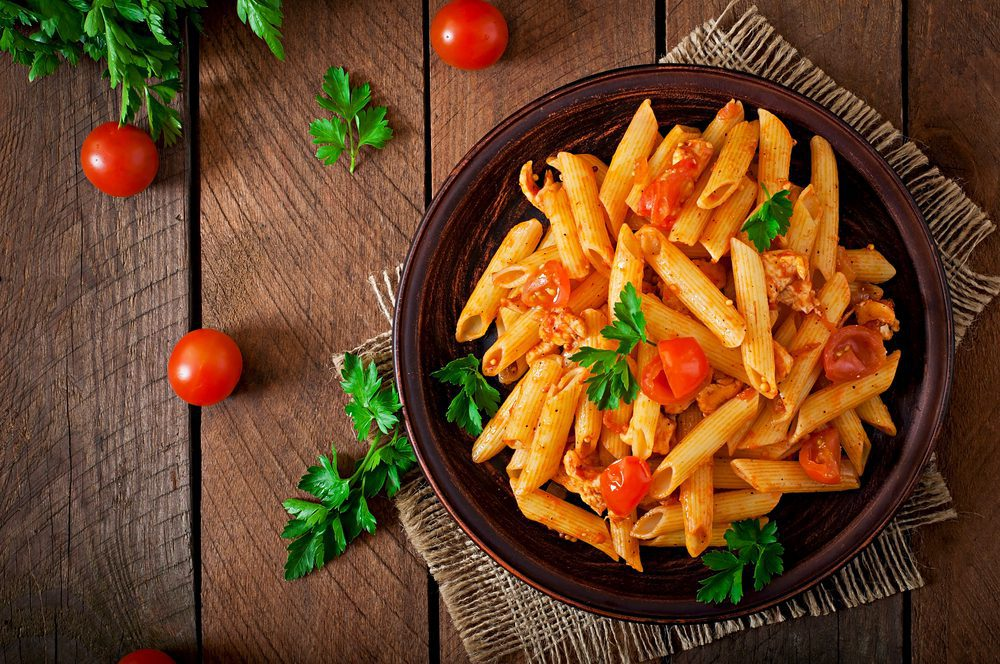 Most Popular Pasta Shapes - Penne