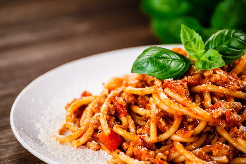 Most Popular Pasta Shapes - Spaghetti