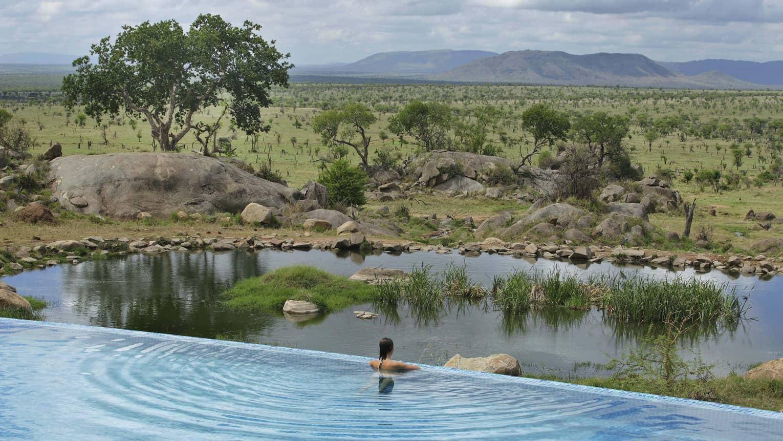 Four Seasons Safari Lodge Pool