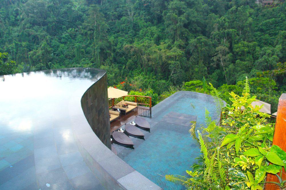 Ubud Hanging Gardens Pools
